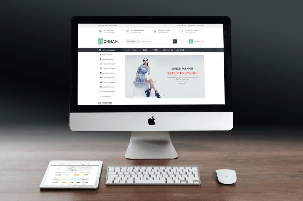 VG Donnan - Multipurpose Responsive WooCommerce Theme - 5